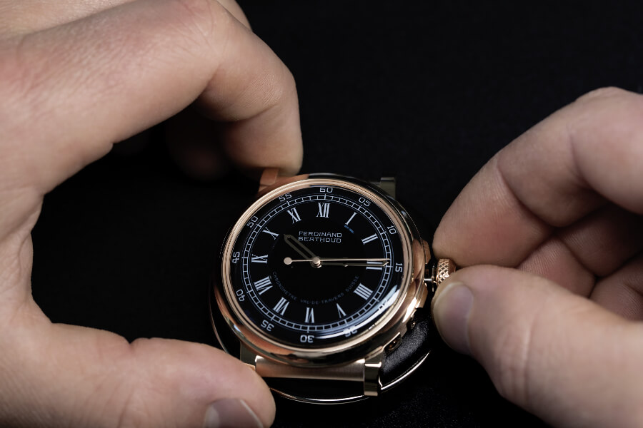 Ferdinand Berthoud Chronomètre FB 2RE watch review
