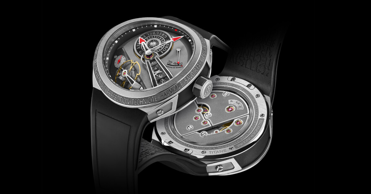 Introducing The Greubel Forsey Balancier S (Price, Pictures and Specifications)