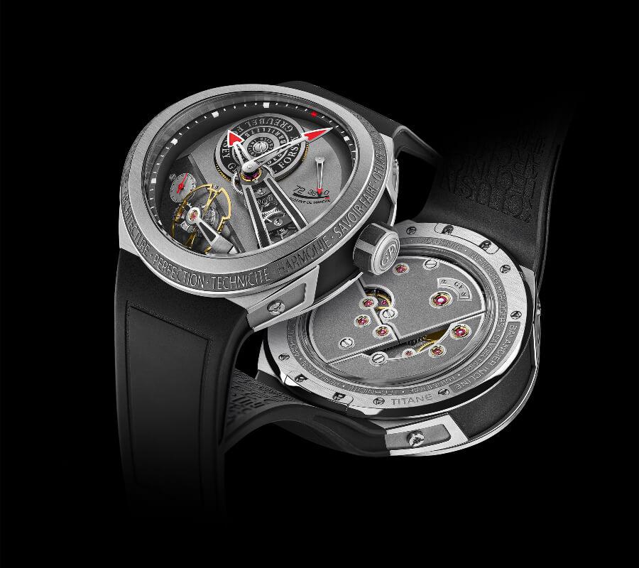Greubel Forsey Balancier S Watch Review