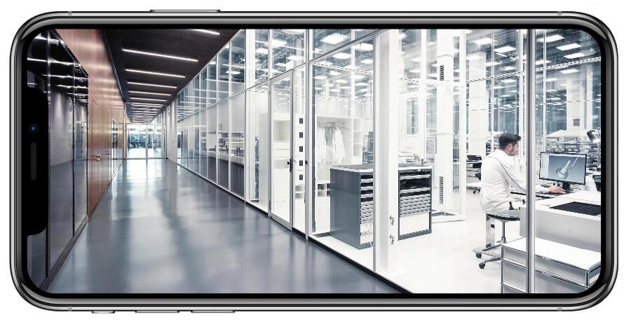 Insde IWC Factory Swiss