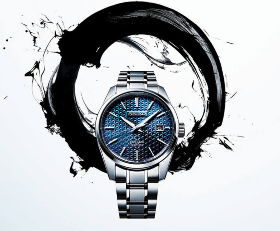 The New Seiko Presage Sharp Edged Series