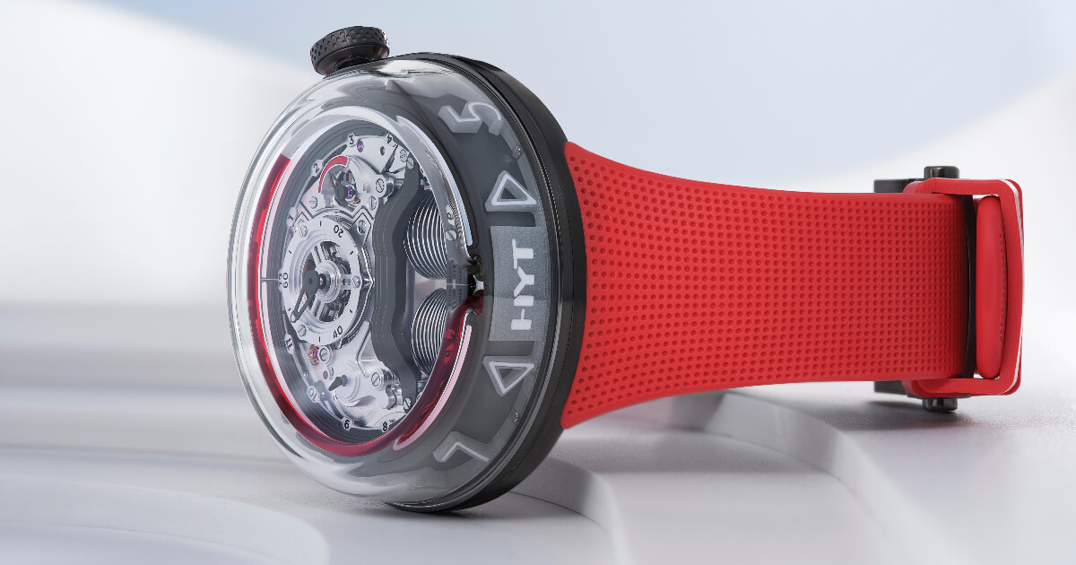 HYT H5 Red Limited Edition (Price, Pictures and Specifications)