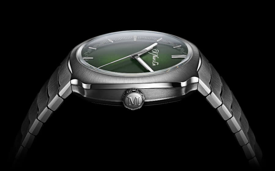 H. Moser & Cie. Streamliner Centre Seconds Case