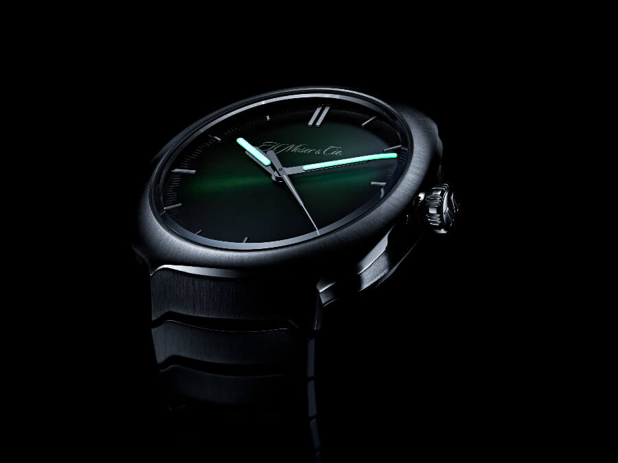 Men Watches H. Moser & Cie. Streamliner Centre Seconds