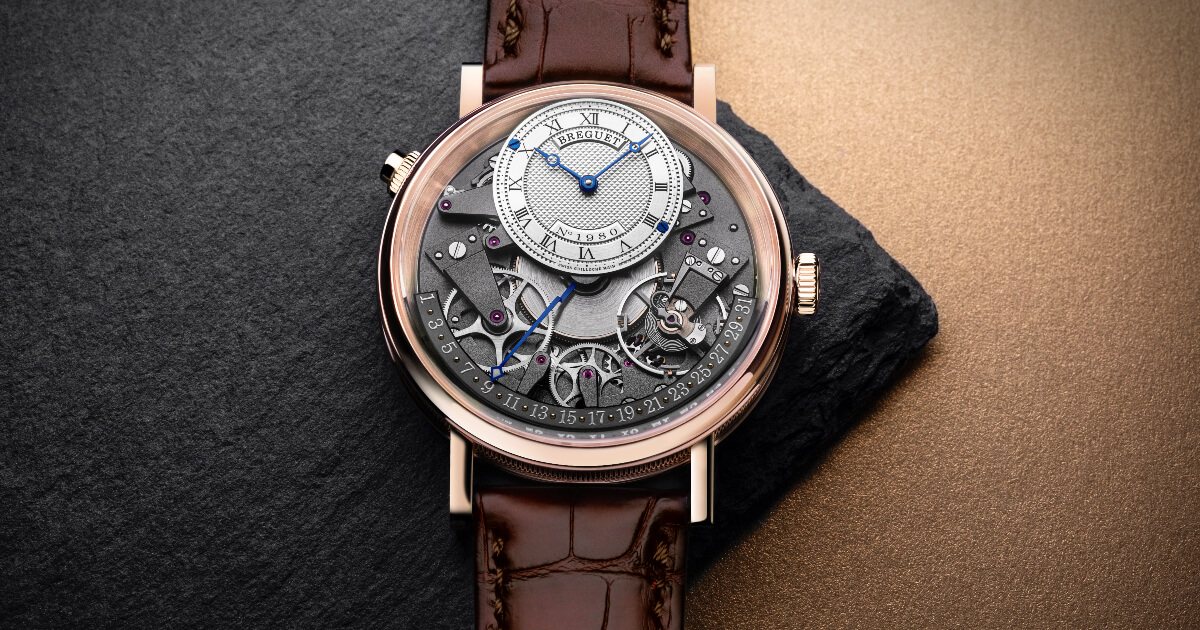 The New Breguet Tradition Quantième Retrograde 7597 (Price, Pictures and Specifications