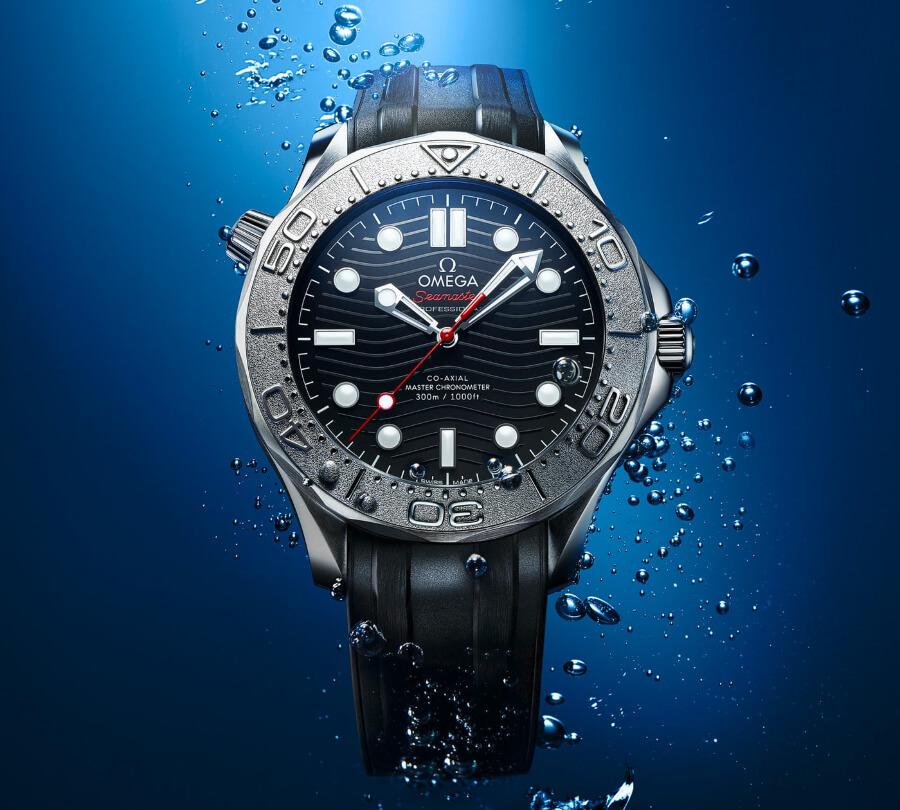 The New Omega Seamaster Diver 300M Nekton Edition