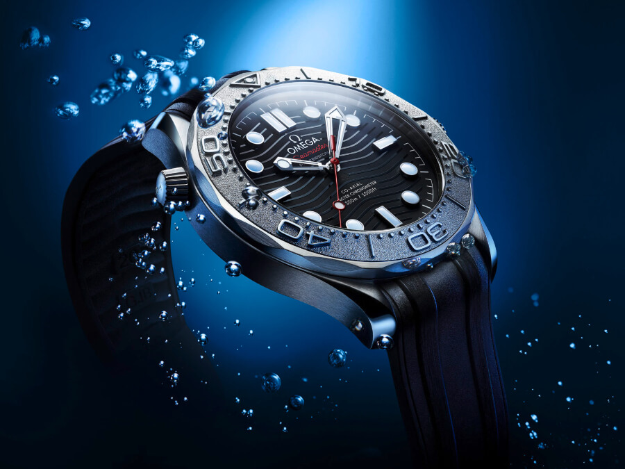 Omega Seamaster Diver 300M Nekton Edition Watch Review