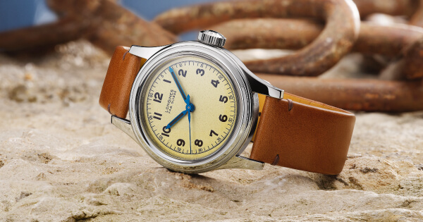 Longines Heritage Military Marine Nationale (Price, Pictures and Specifications)