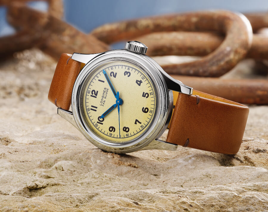 Longines Heritage Military Marine Nationale Watch Review