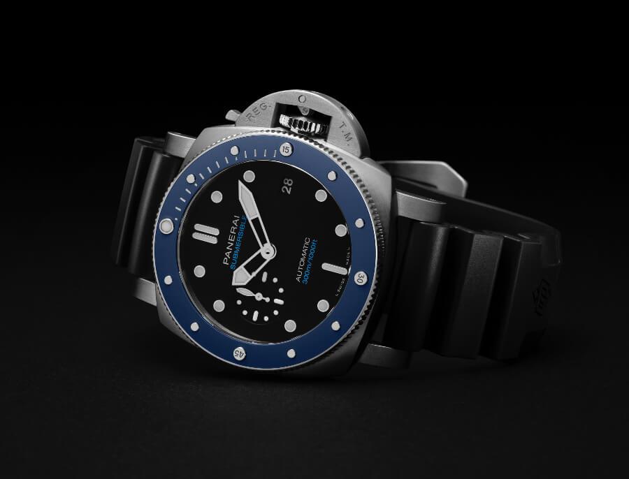 Panerai Submersible Azzurro – 42 MM PAM01209 Watch review