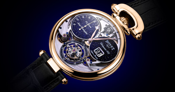Bovet Virtuoso VIII Chapter Two (Price, Pictures and Specifications)