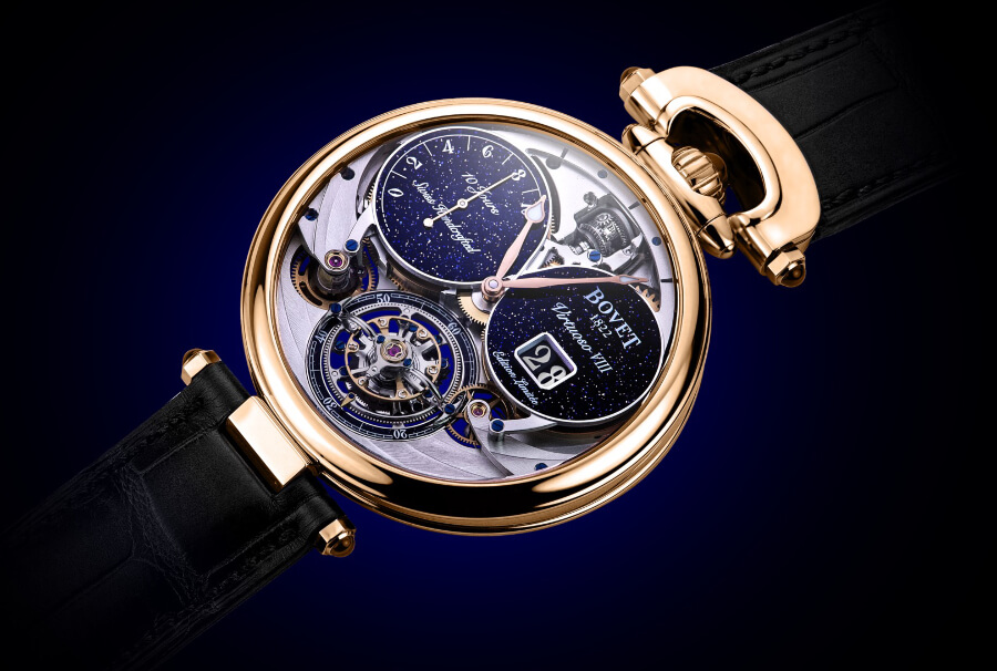 Bovet Virtuoso VIII Chapter Two Watch Review