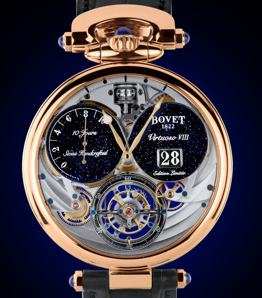 The New Bovet Virtuoso VIII Chapter Two