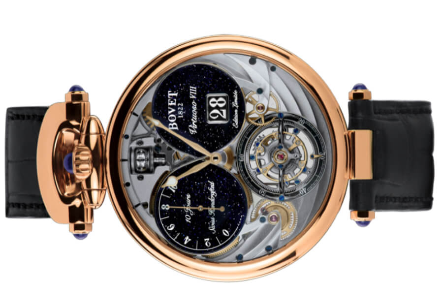 Men Watches Bovet Virtuoso VIII Chapter Two
