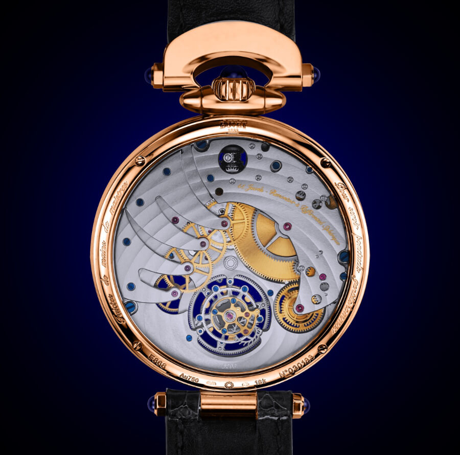 Bovet Virtuoso VIII Chapter Two In House Movement