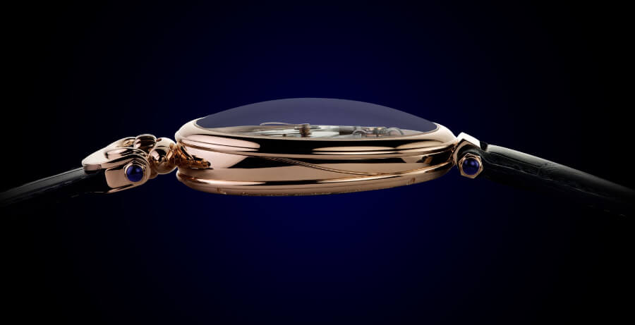 Bovet Virtuoso VIII Chapter Two Gold case Watch