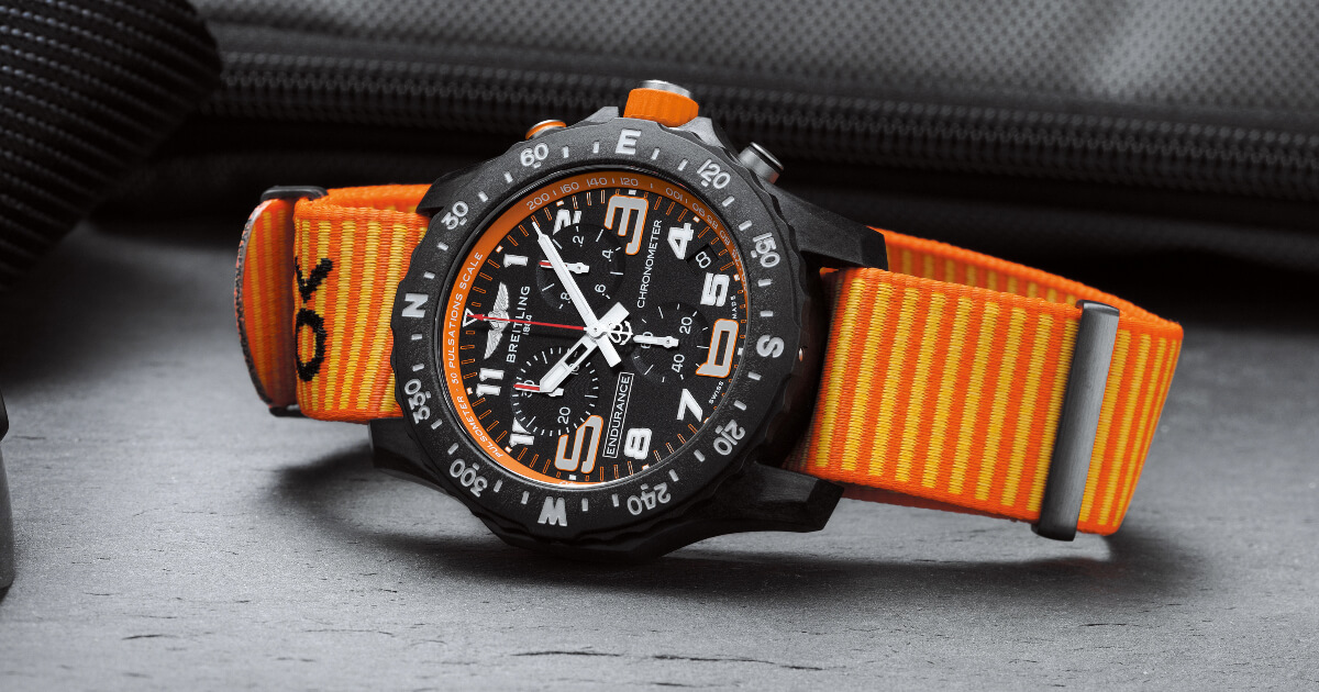 The New Breitling Endurance Pro (Price, Pictures and Specifications)