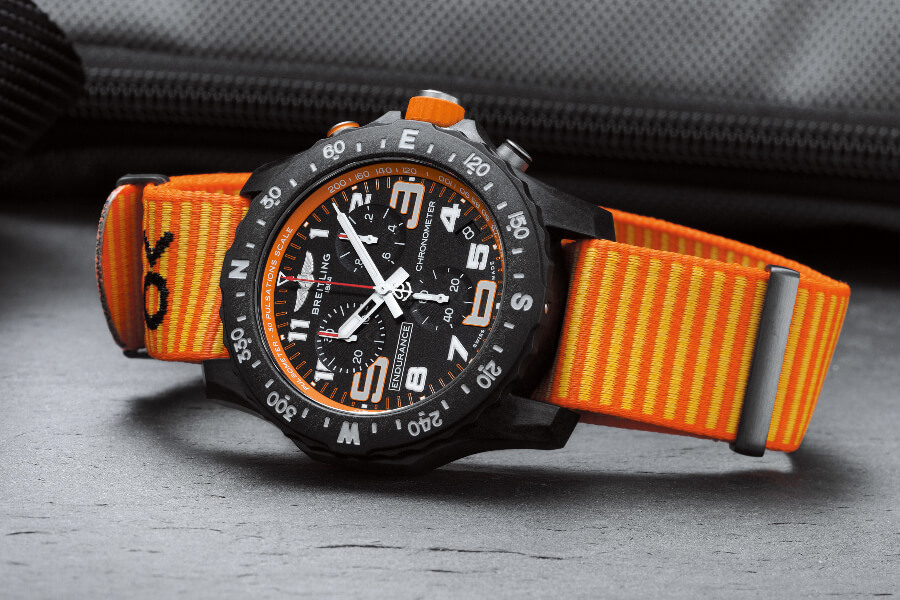 Breitling Endurance Pro Watch Review