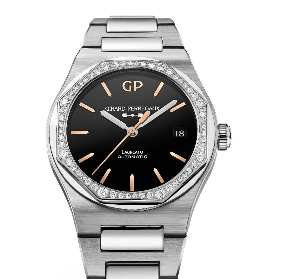 Girard-Perregaux Laureato 38 MM Infinity Edition