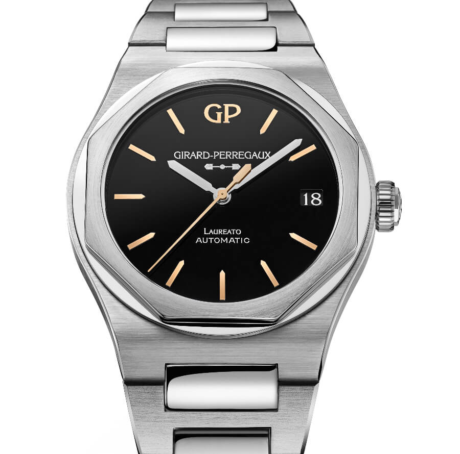 The New Girard-Perregaux Laureato 42 MM Infinity Edition