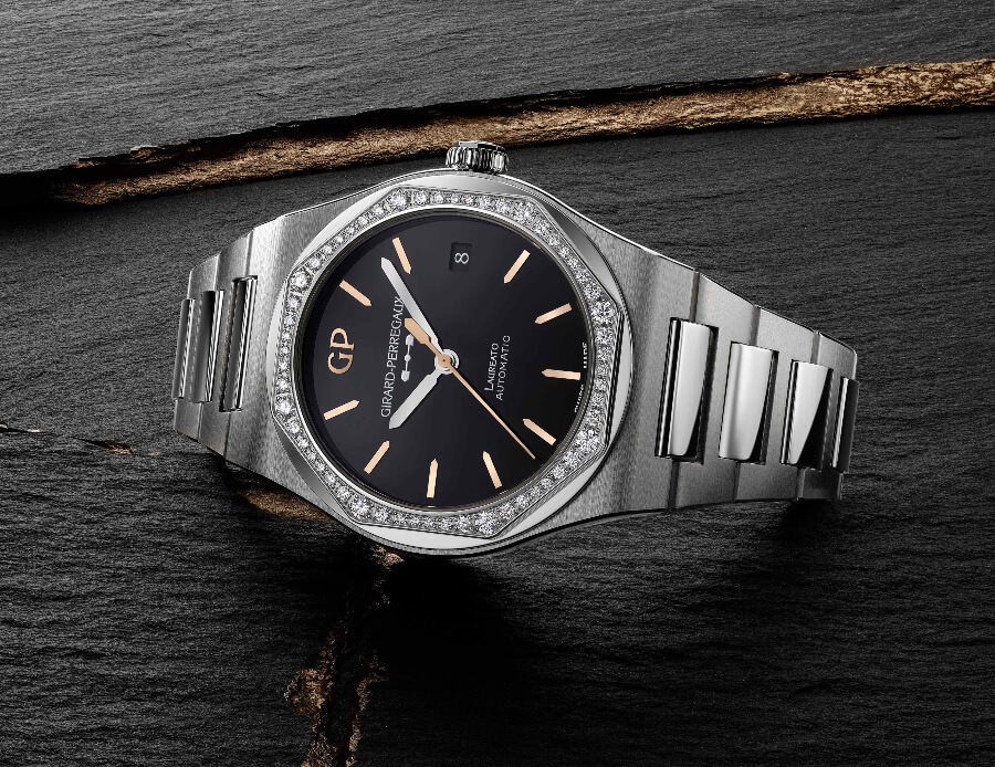Girard-Perregaux Laureato 38 MM Infinity Edition Watch Review