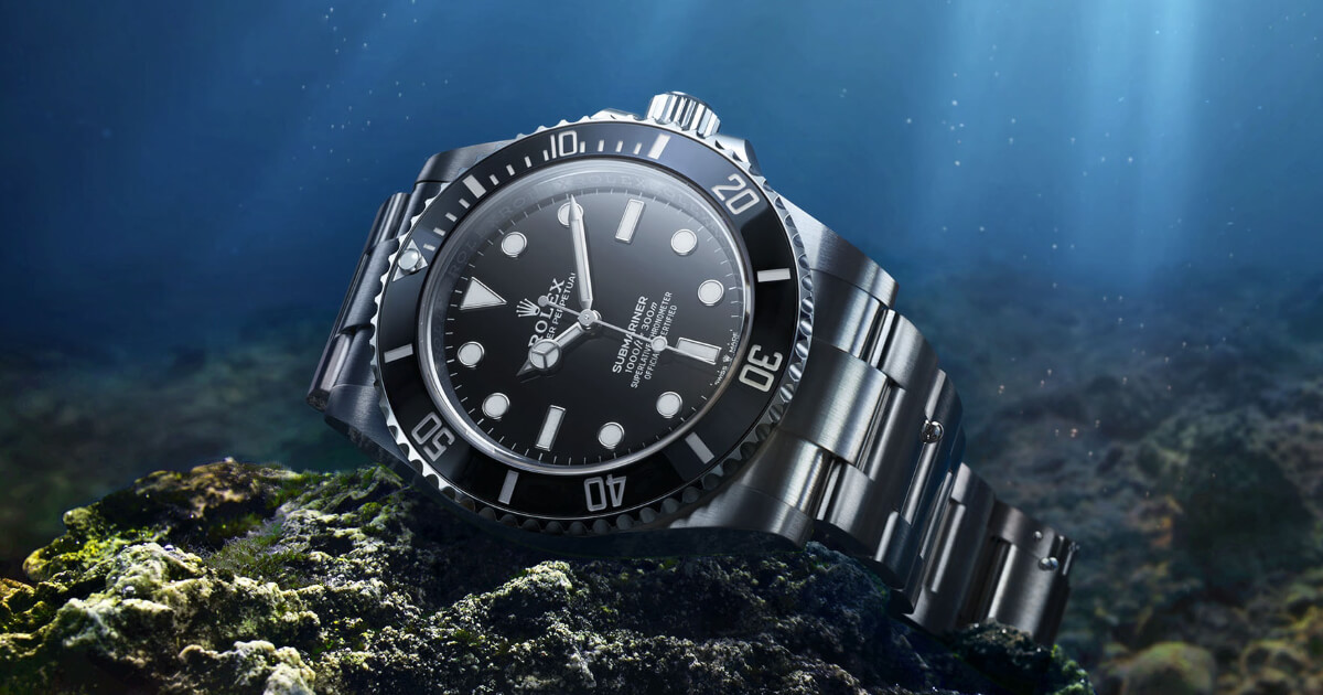 The New Rolex Submariner 41 MM (Price, Pictures and Specifications)