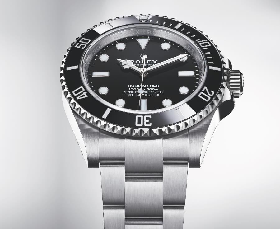 Rolex Submariner 41mm No Date Ref. 124060