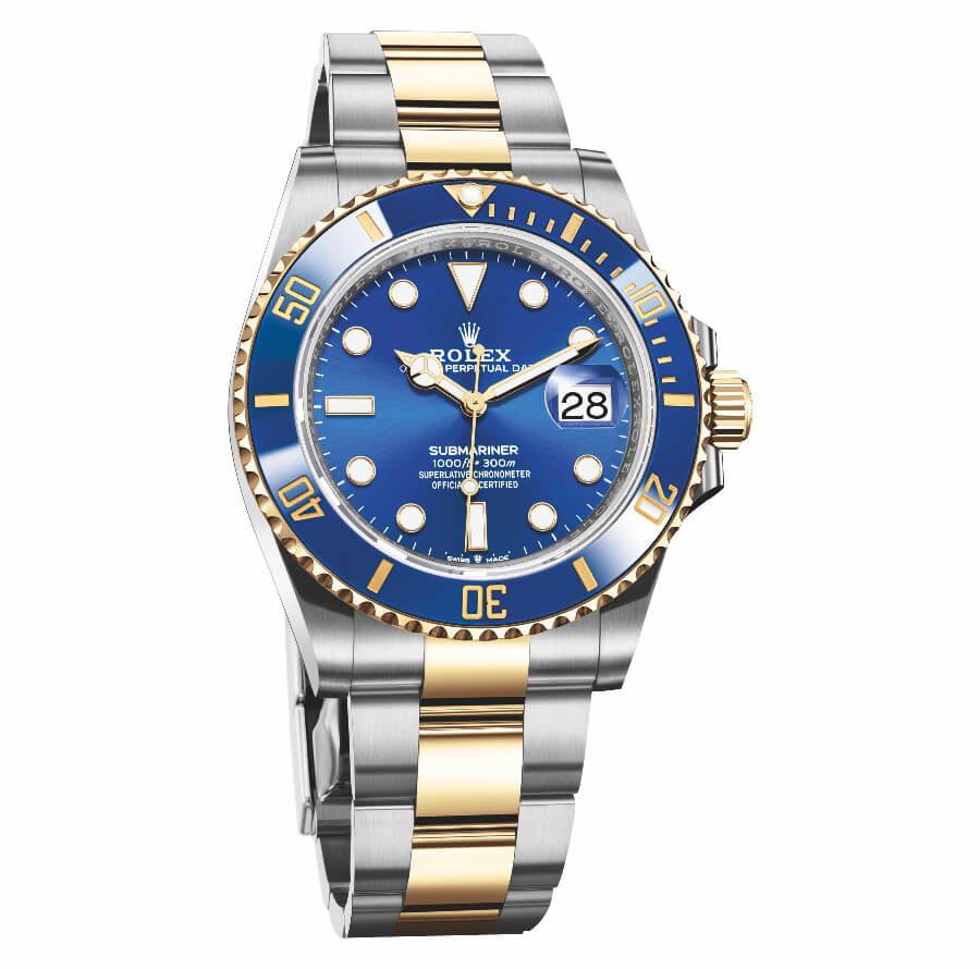 Rolex Submariner Date 41 MM Two Tone
