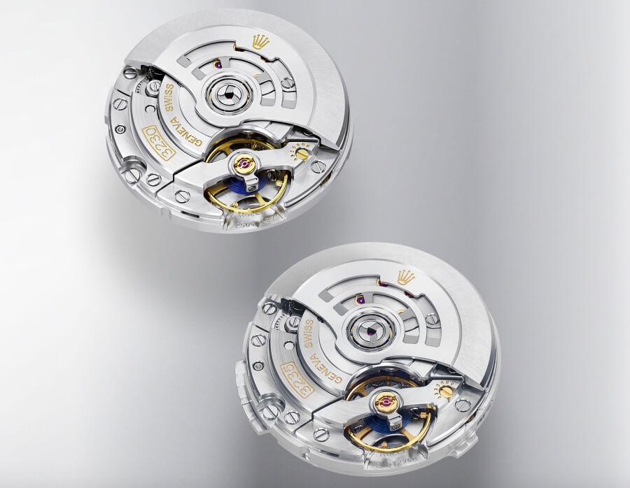 Rolex Perpetual Calibres 3230 And 3235