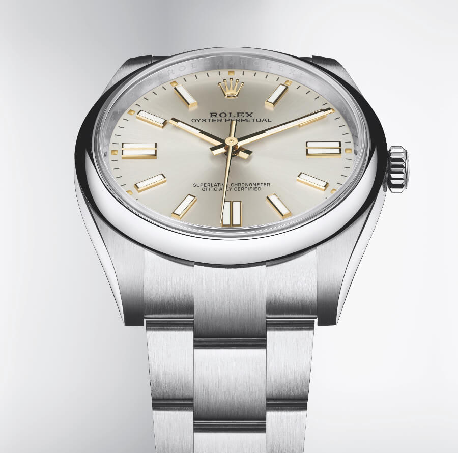 Rolex Oyster Perpetual 41 mm 2020 models
