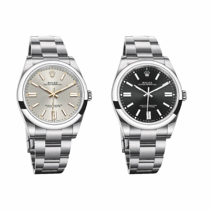 Rolex Oyster Perpetual 41 mm ref. 124300