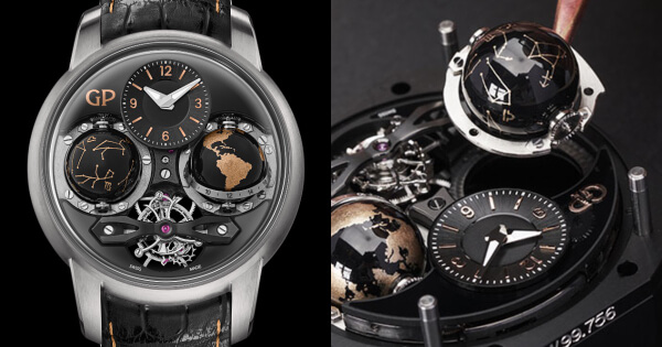 Girard-Perregaux Cosmos Infinity Edition (Price, Pictures and Specifications)