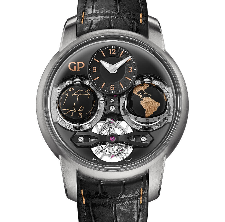 The New Girard-Perregaux Cosmos Infinity Edition