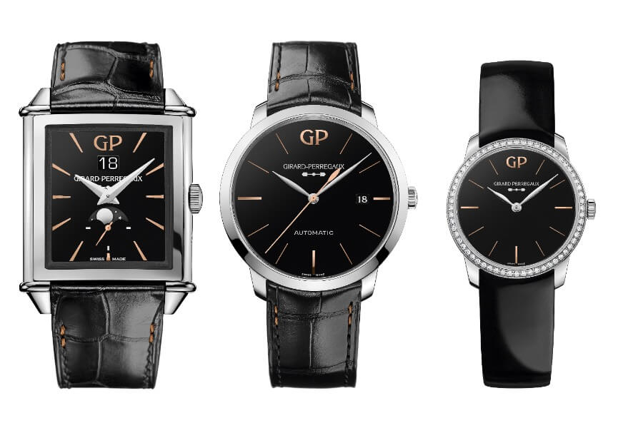 Girard-Perregaux Vintage 1945 & 1966 Infinity Editions