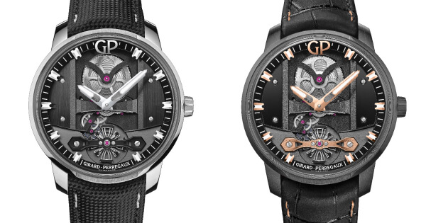 Girard-Perregaux Free Bridge & Free Bridge Infinity Edition (Price, Pictures and Specifications)