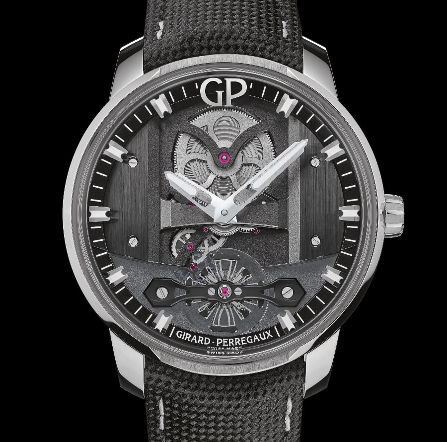 Girard-Perregaux Free Bridge Watch Review