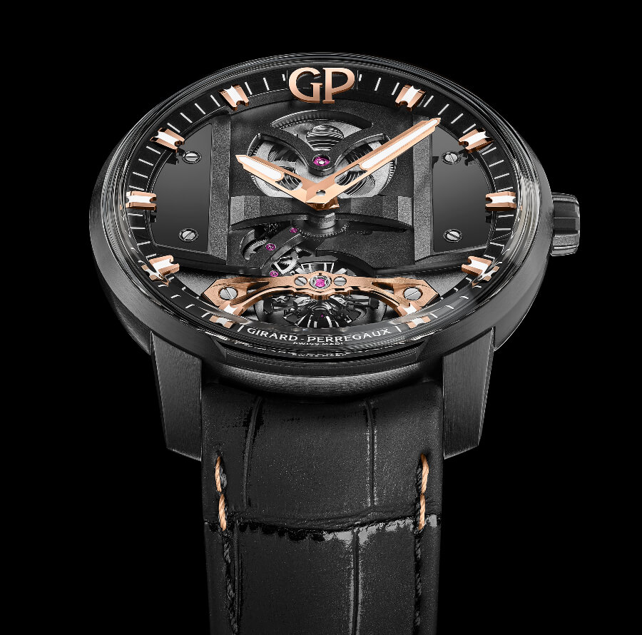 Girard-Perregaux Free Bridge Infinity Edition Watch Review