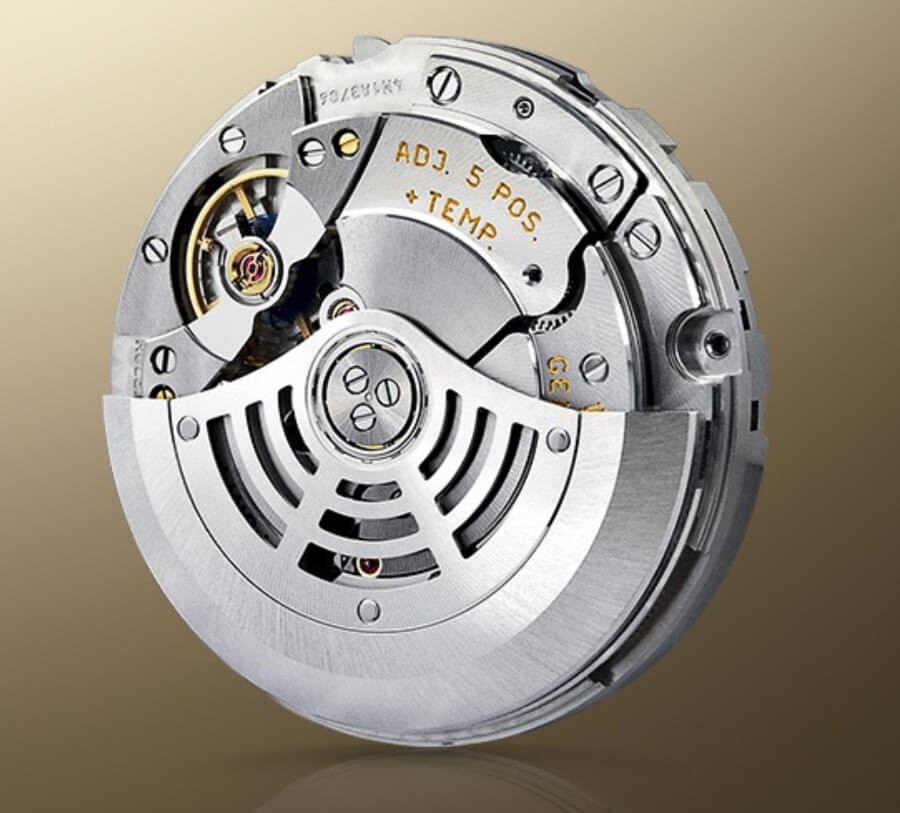 Rolex Caliber 9001