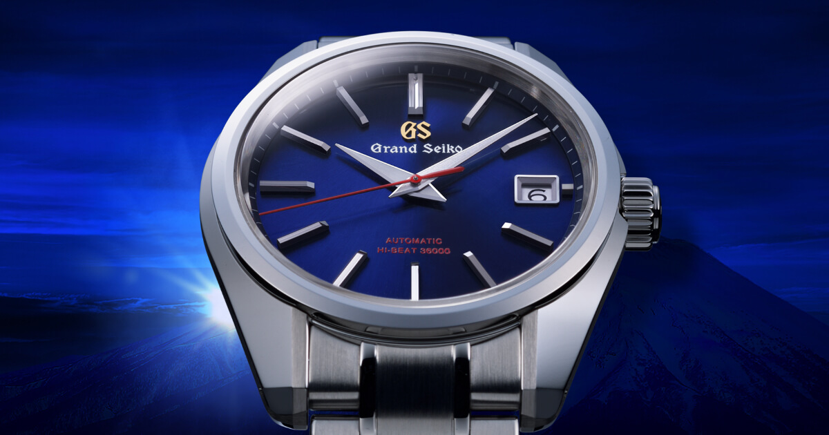 The New Grand Seiko 60th Anniversary Limited Edition (Price, Pictures and Specifications)