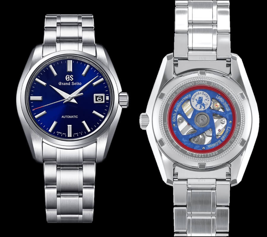 Grand Seiko 60th Anniversary Limited Edition Watch Review
