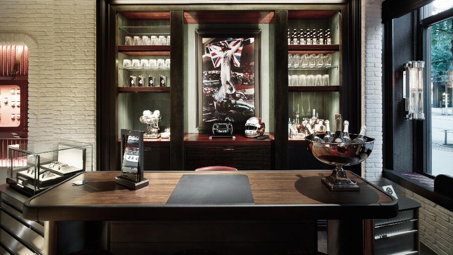 IWC Zurich Boutique Bar