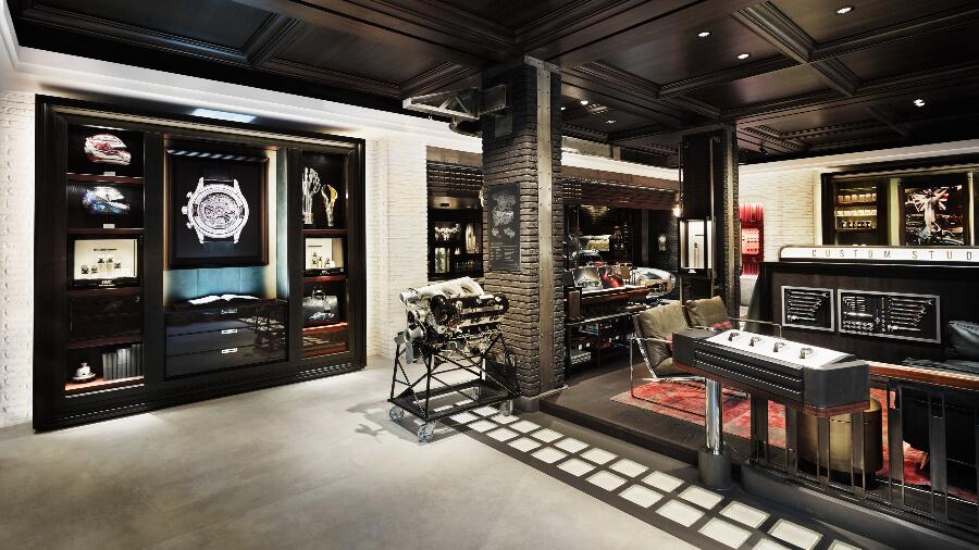 IWC Zurich Boutique Overview