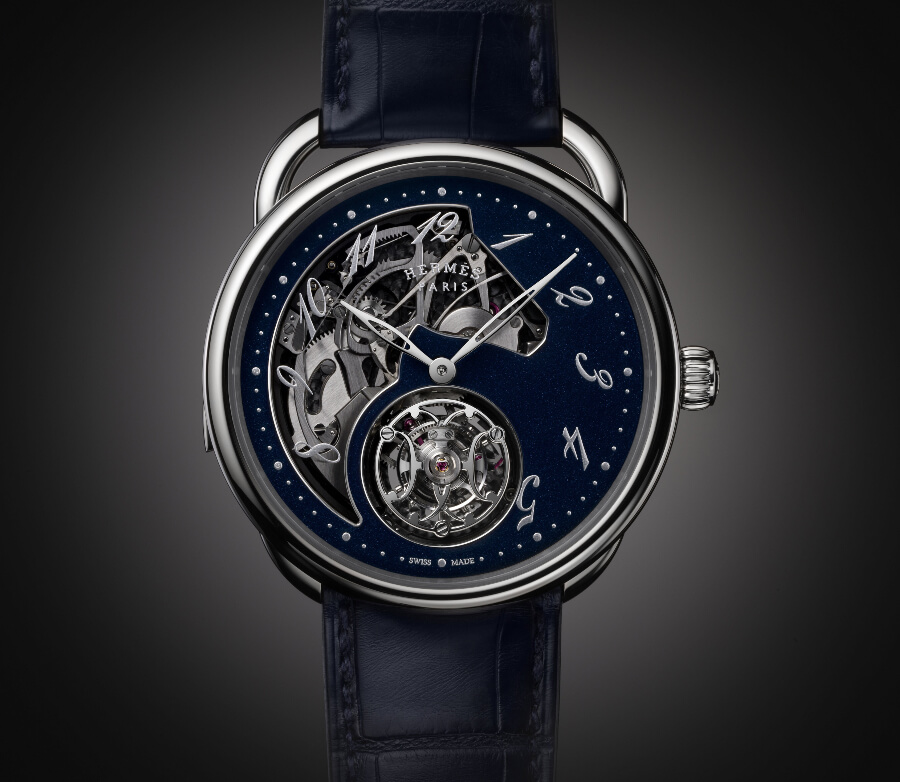 Hermes Arceau Lift Tourbillon Répétition Minutes Watch Review