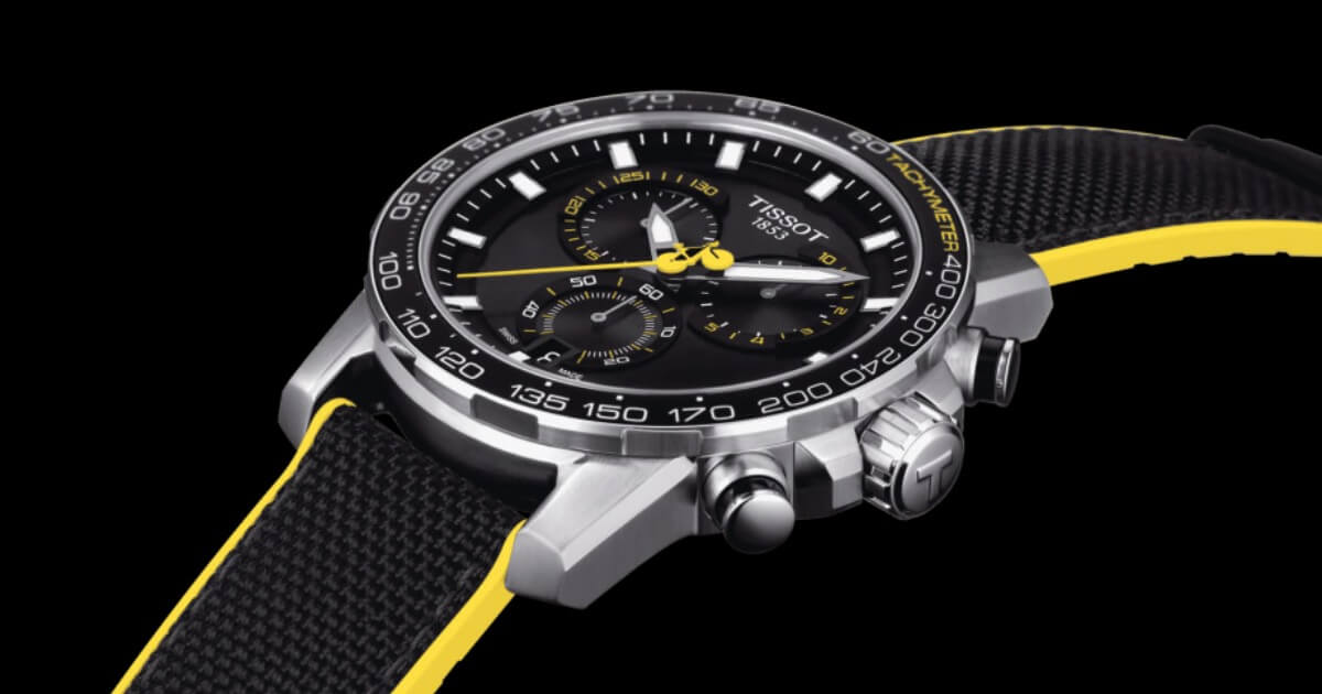 Tissot Supersport Chronograph Tour De France 2020 (Price, Pictures and Specifications)