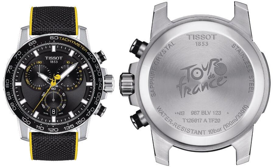 Tissot Supersport Chronograph Tour De France 2020
