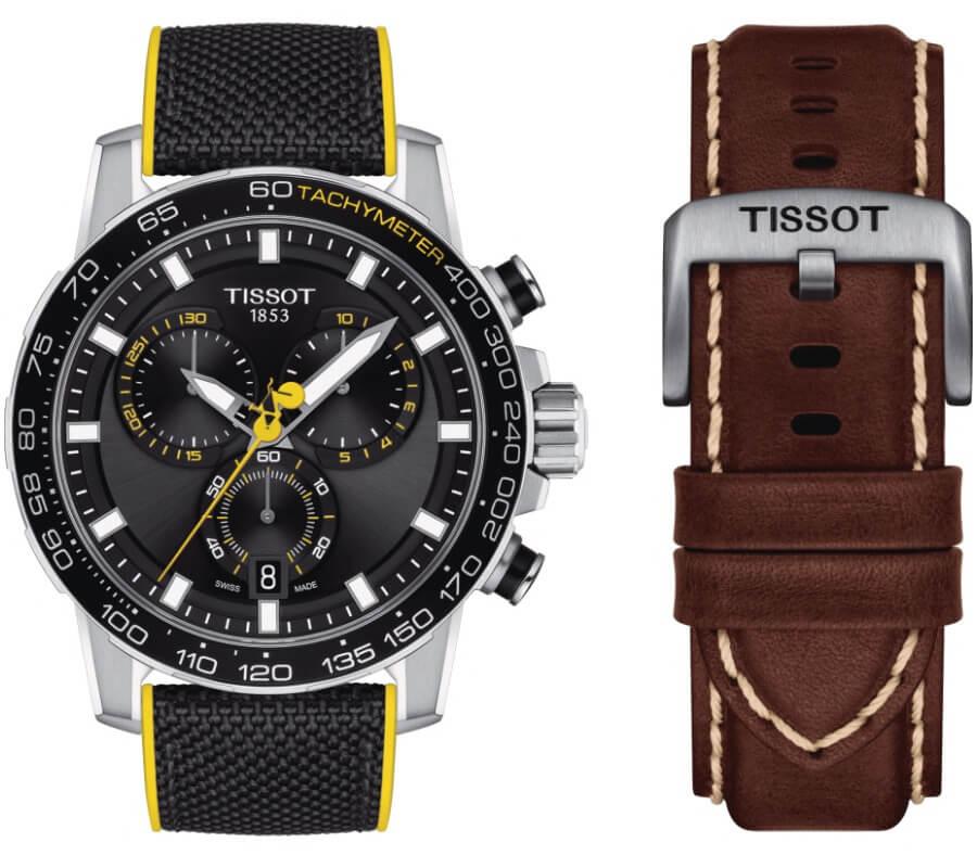 Men Watches Tissot Supersport Chronograph Tour De France 2020