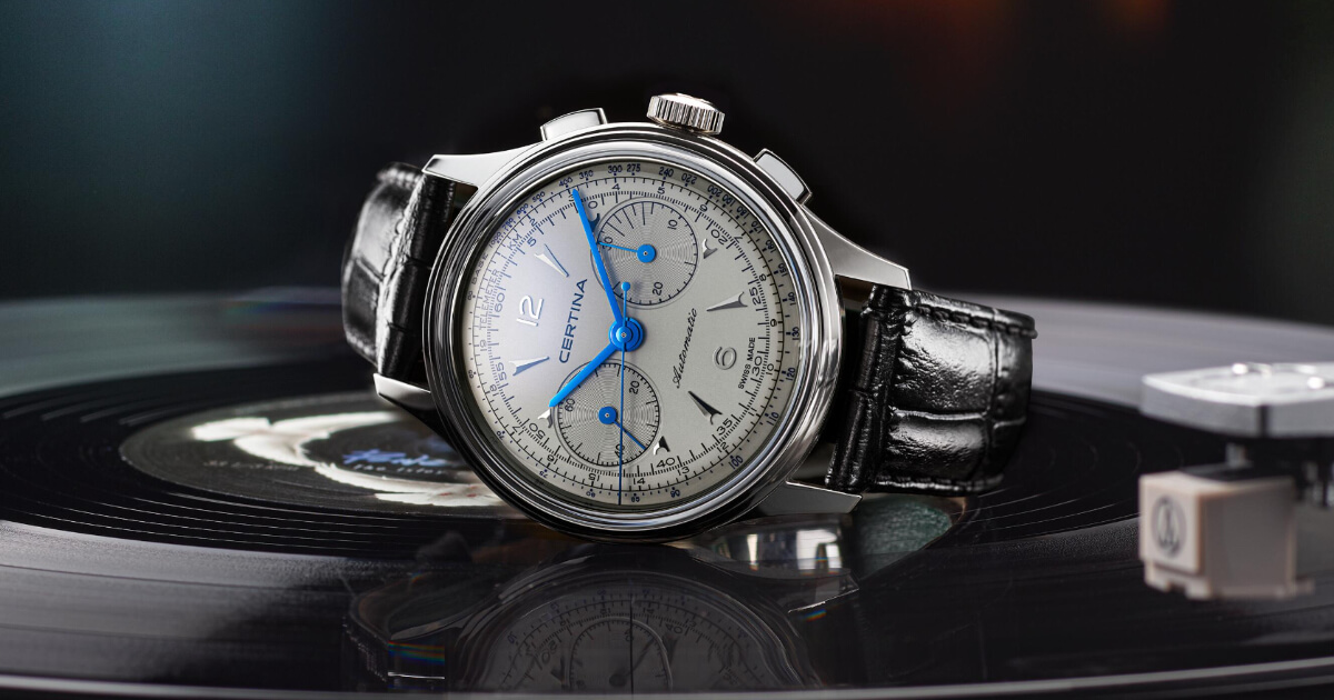 Certina DS Chronograph Automatic (Price, Pictures and Specifications)