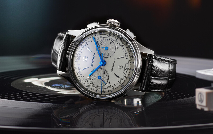 Certina DS Chronograph Automatic Watch Review