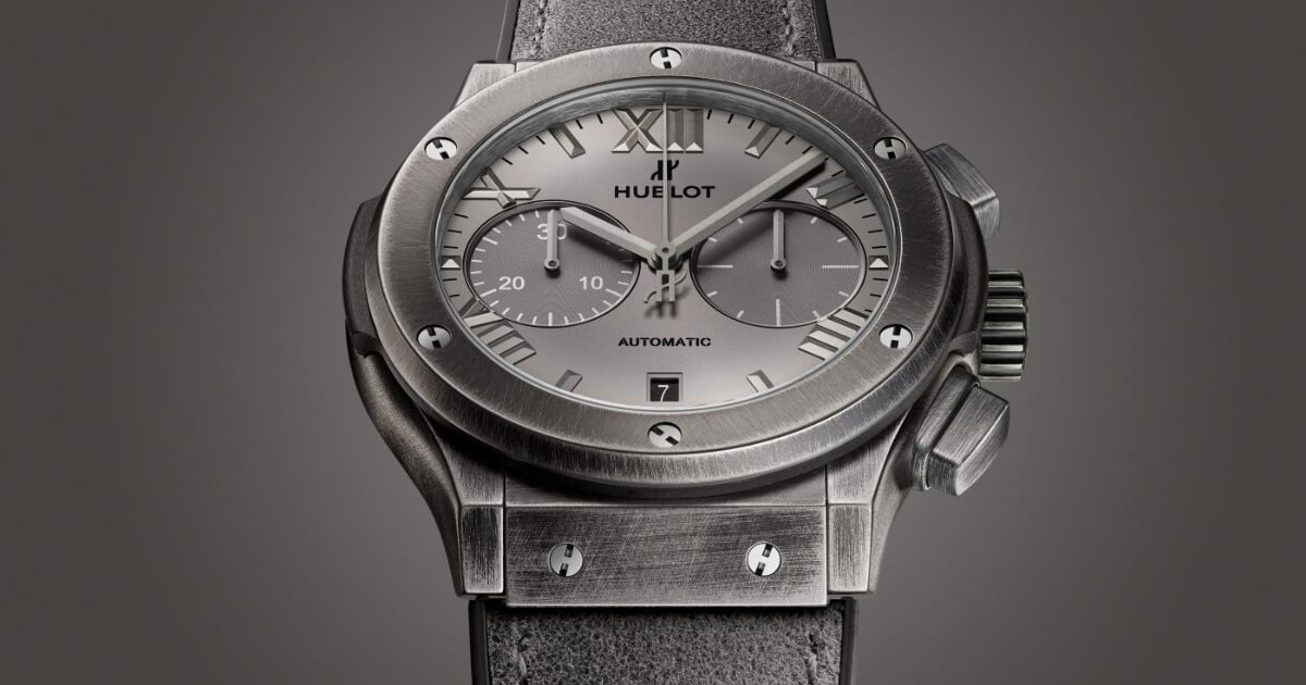 Hublot Classic Fusion Chronograph Special Edition Boutique Roma (Price, Pictures and Specifications)