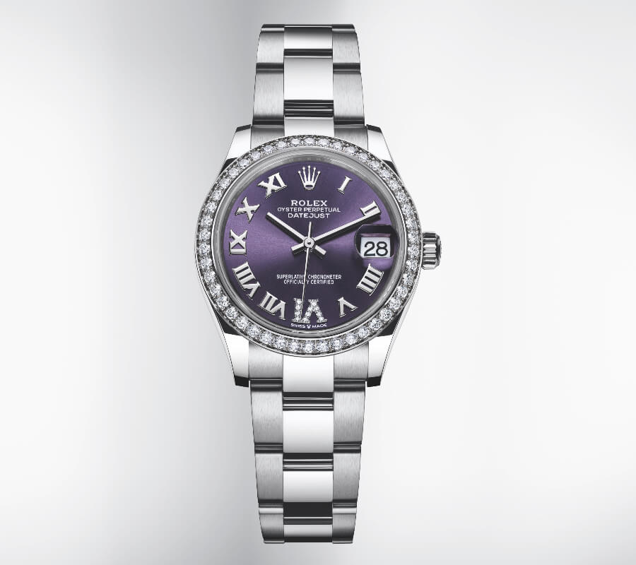 The New Rolex Oyster Perpetual Datejust 31